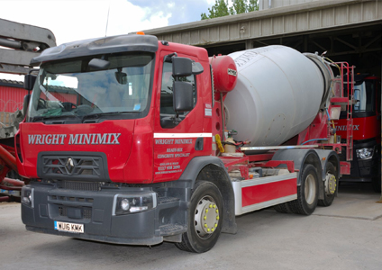 Wright MiniMix - Ready Mix Concrete supplier