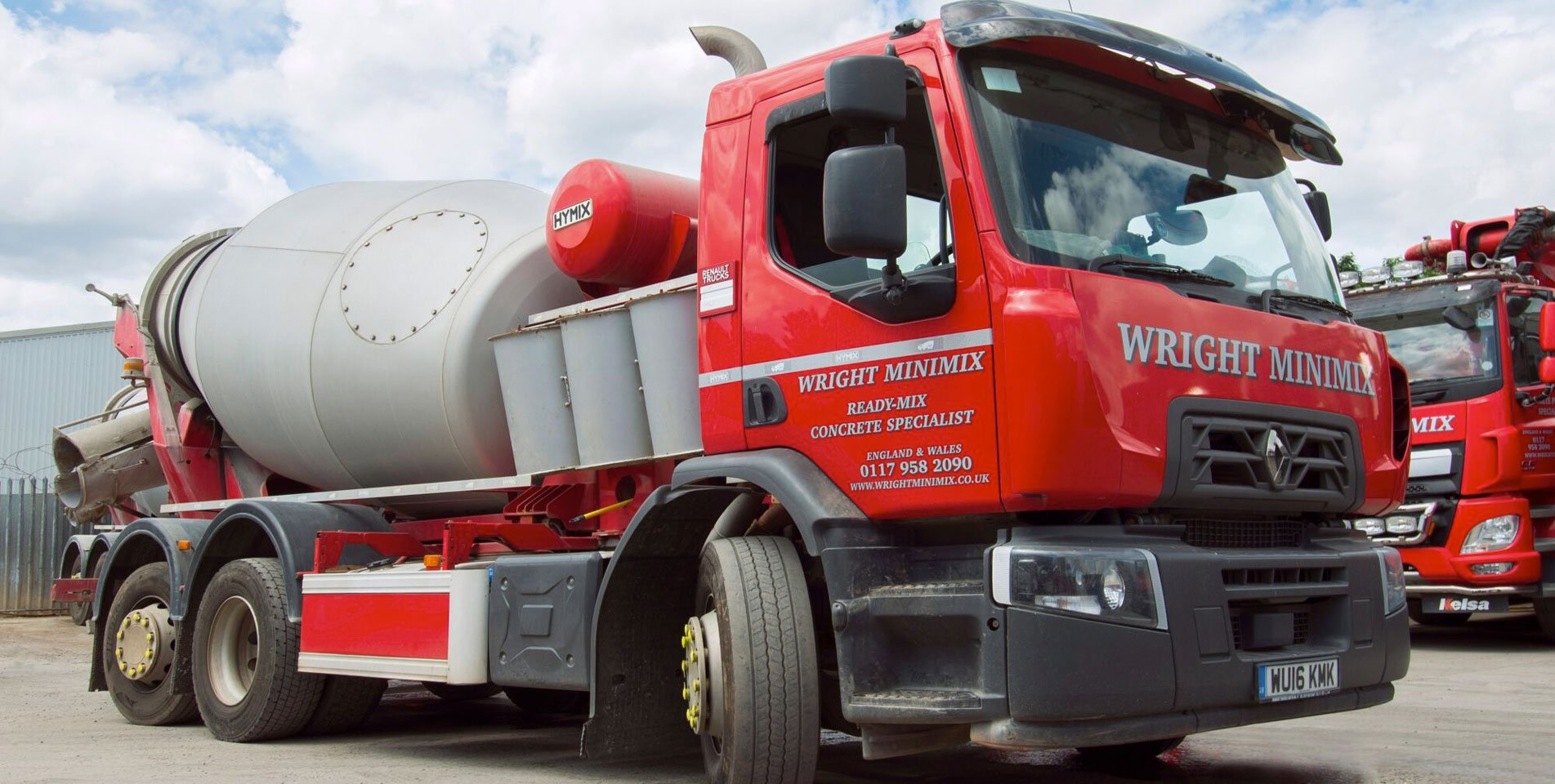 Ready Mix Concrete, Screed & Concrete Pump Suppliers